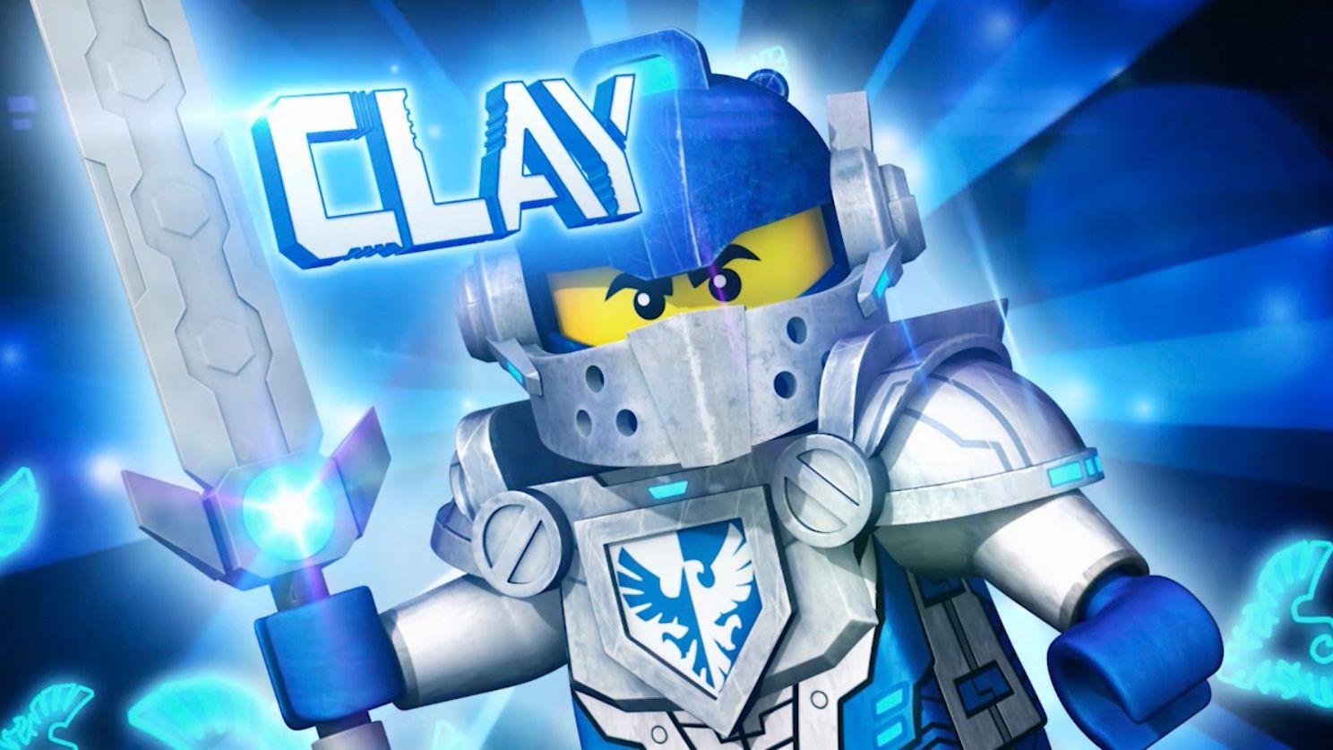KnightsLego KnightsLego Nexo Clay Characters Clay KnightsLego Nexo Nexo Clay Characters Characters 3q4jLc5ARS