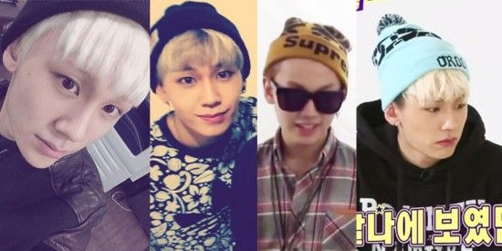 Top 10 Male Idols Who Can Rock Beanies Btob Ilhoon Idol Beanie