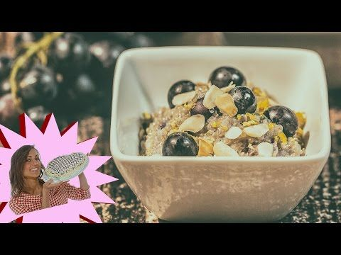 Porridge di Quinoa - Vegan e Gluten Free