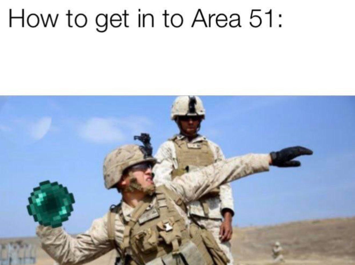 Pin On We Breaking Into Area 51 Boiiiis
