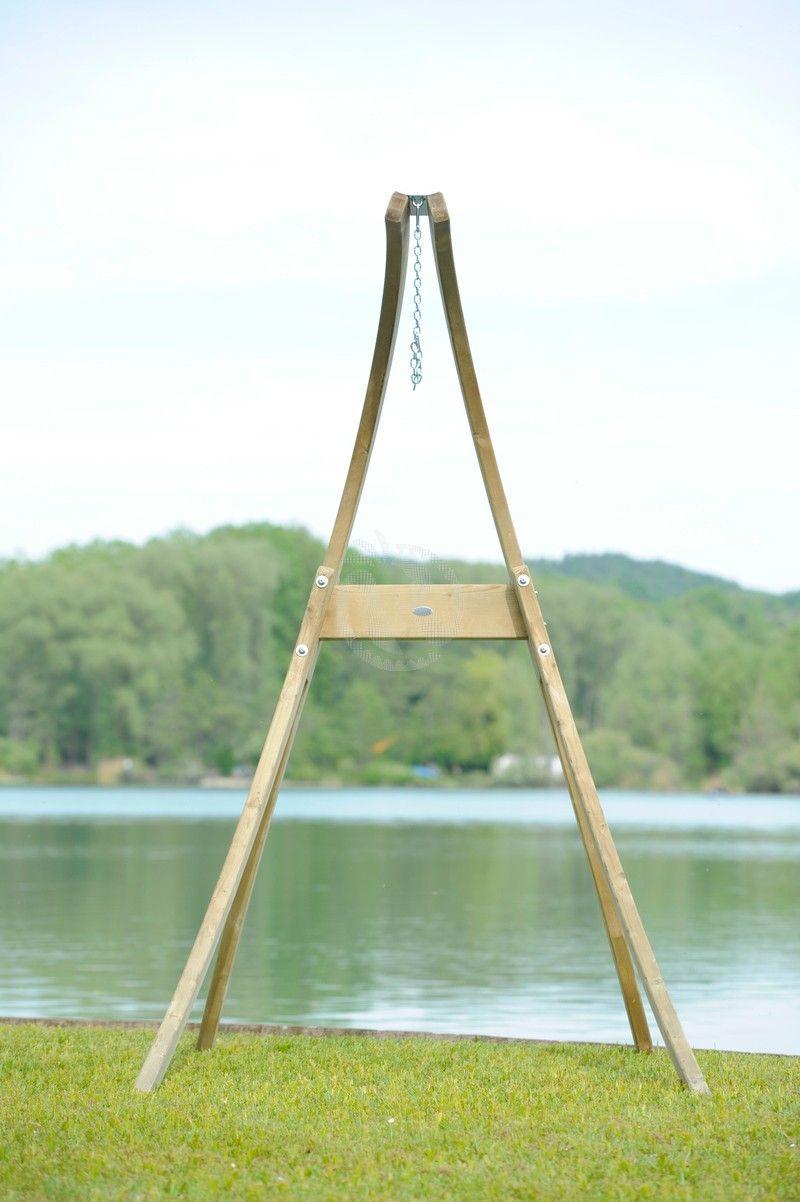 Outdoor/Indoor Hanging Chair Stand: ATLAS