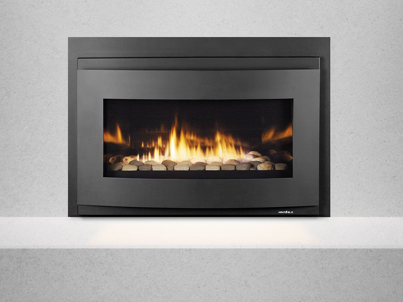 How To Update And Upgrade An Existing Fireplace Gas Fireplace Insert Gas Fireplace Fireplace Inserts
