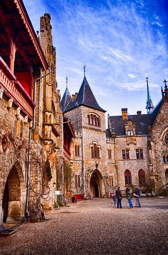 Schloss Marienburg Pattensen Niedersachsen  Germany