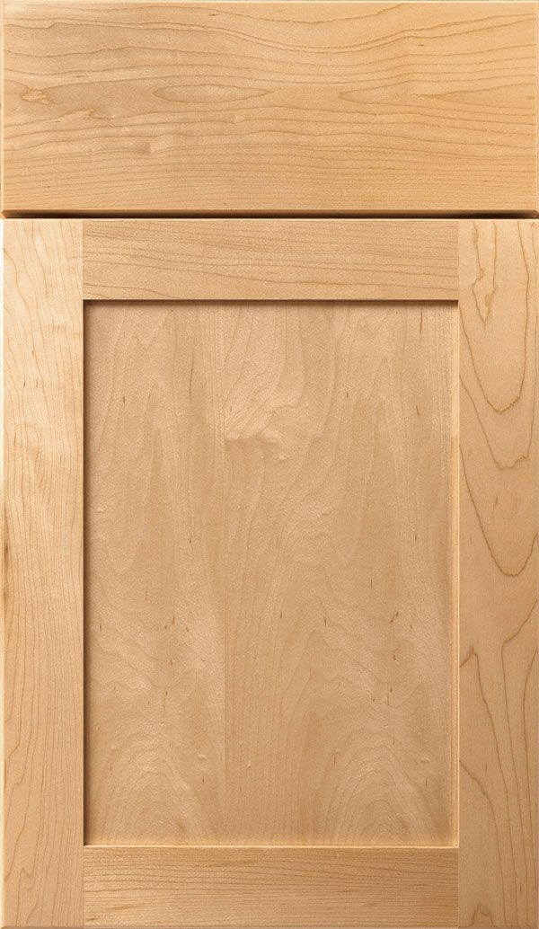 Winstead Cabinet Door In Natural Maple (or Fawn