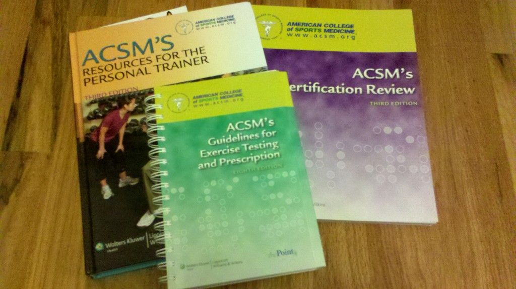 acsm cpt study materials & advice for the test. also, here are some ...