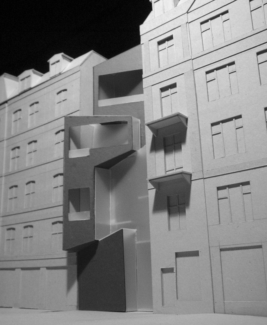 Modern Urban Infill: 03 : Infill Architecture Office : JOHN CAPEN BROUGH