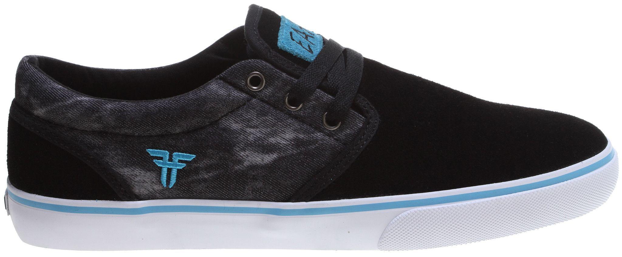 Zapatos negros Fallen para hombre ndwBoBUs4