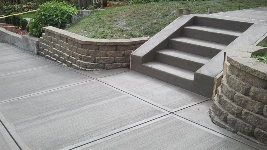How Much Does It Cost To Fix A Concrete Sidewalk Ideas For Joe