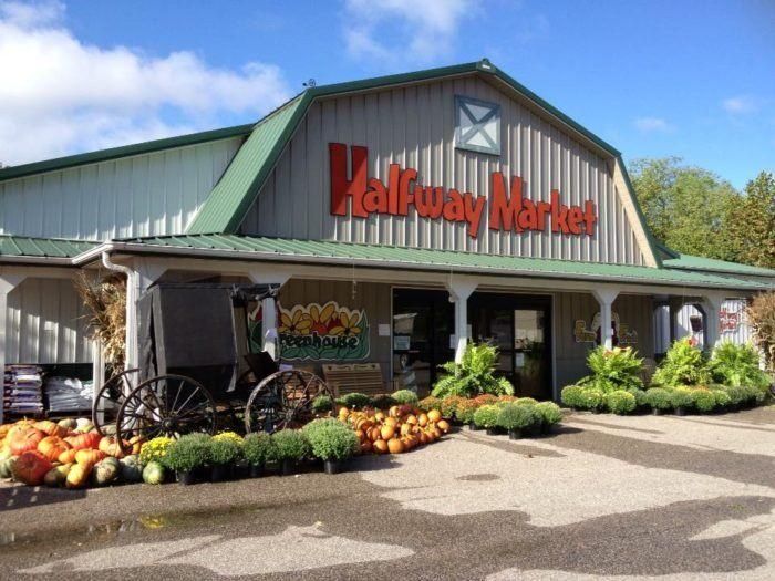 This Huge Amish Market In West Virginia Is Too Good To Pass Up #westvirginia