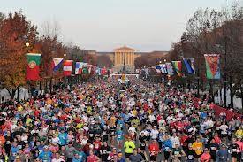 Philadelphia Marathon... Been there, done that!!! <3