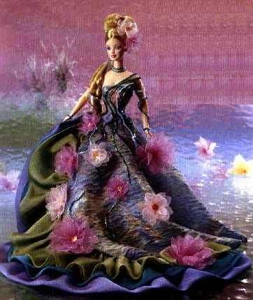Water Lilly Barbie