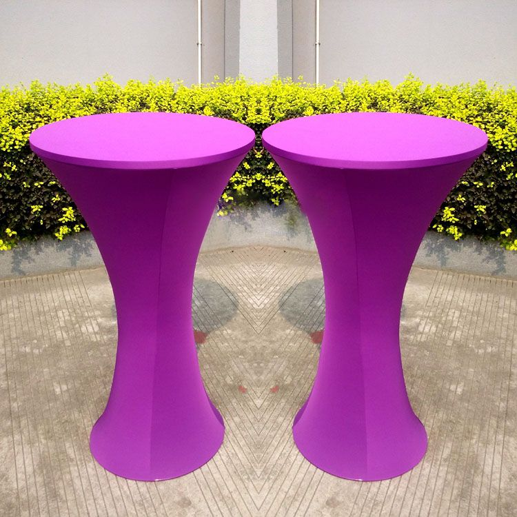 Image Result For Spandex Bar Table Covers Round Base
