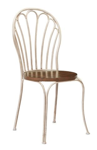 Magnolia Home by Joanna Gaines - Peacock Metal Chair - 2010304G