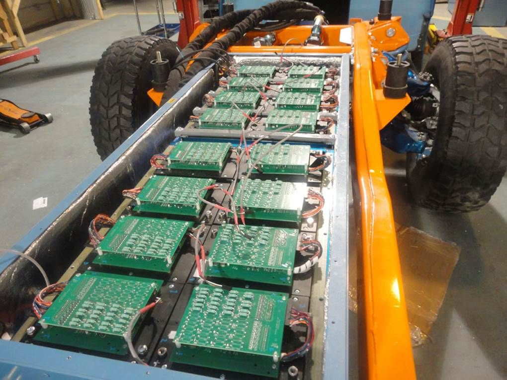 Zero South Plug In Hybrid Hummer 03 Electric Motor Bike Vehicle Car Conversion