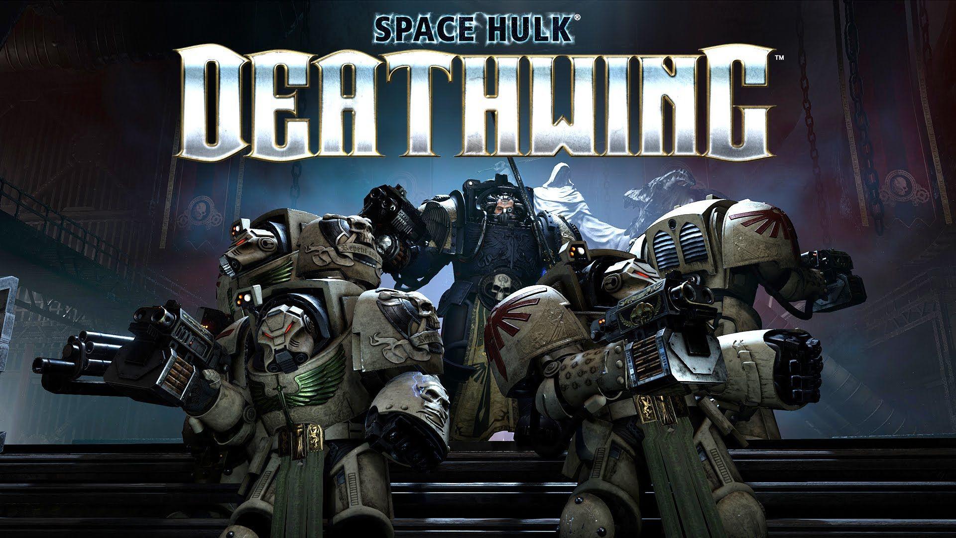 New Space Hulk Deathwing Trailer Space hulk deathwing