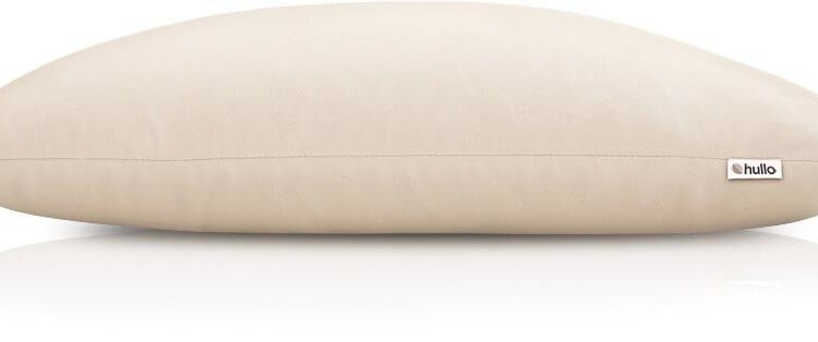 Hullo Pillow Review Pillows Buckwheat Pillow Pillow Reviews