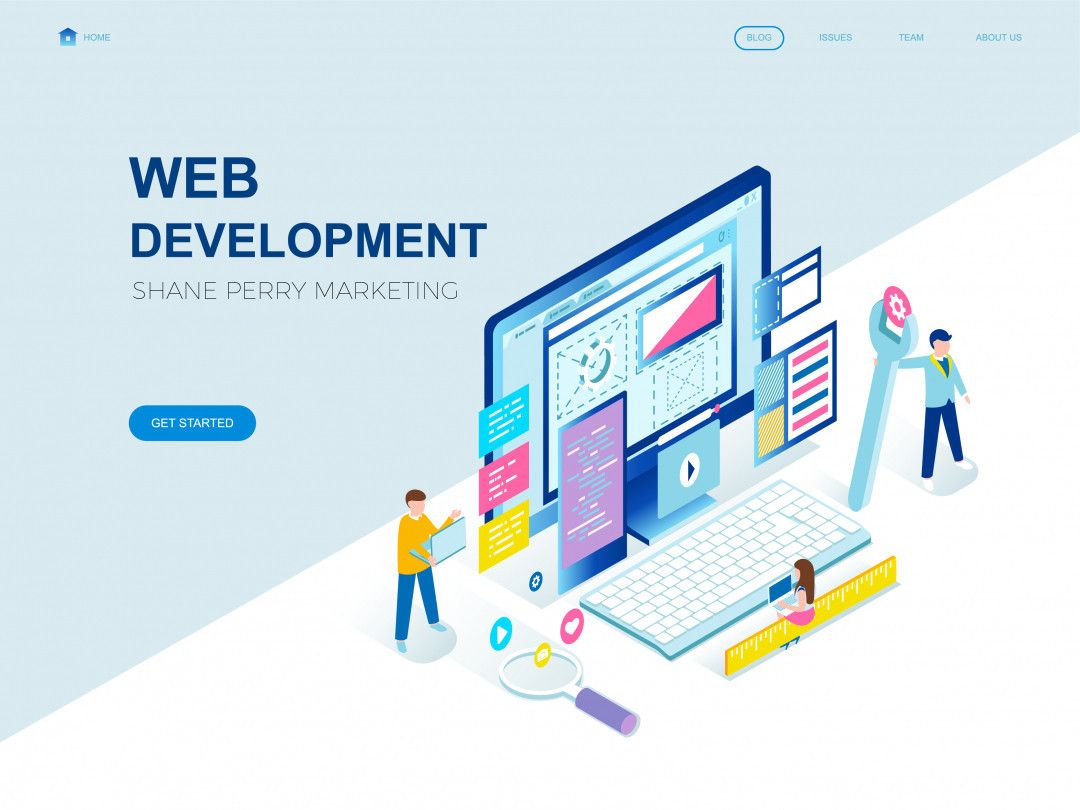 We Just Relaunched Our Web Design Page Link In The Bio Shaneperrymarketin In 2020 Web Design Jobs Web Design Tutorials Web Design Agency