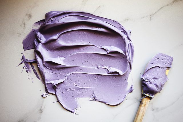 How to Make the Color Lavender With Food Coloring | Black ...