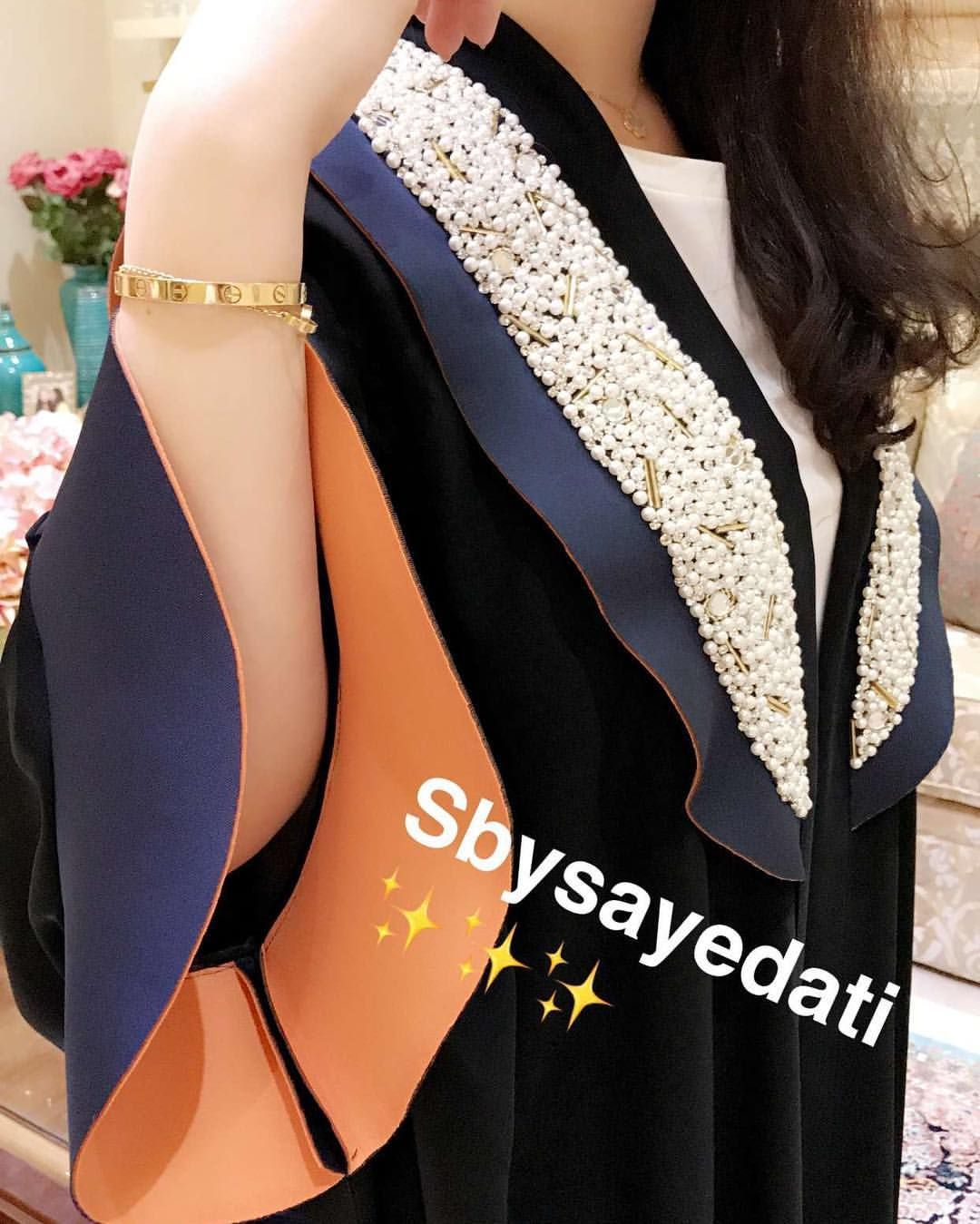 85 Likes 5 Comments S By سيدتي Sbysayedati On Instagram تابعونا في سناب شات Sayedati Abaya Fashion Fashion Hijabi Fashion