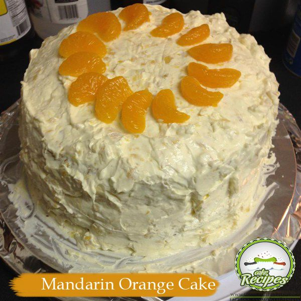 Ingredients   1 (18.25 ounce) package yellow cake mix  4 eggs  1 cup vegetable oil  1 (11 ounce) can mandarin orange segments  1 (8...