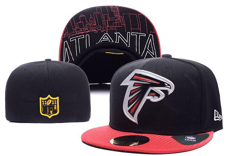 NFL Atlanta Falcons Snapback Cap Hat Gorros 9d4239f359a