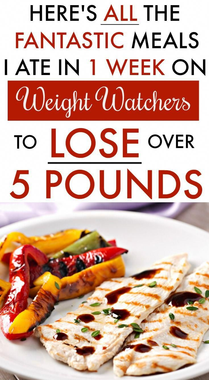 Here is every delicious meal I ate to lose 6 Pounds in 1 Week on Weight Watchers Freestyle. I ate 3 delicious filling meals 3 times a day, 2 snacks a day as well as dessert every night. I ate until I was full using healthy recipes and lots of 0 Point Foods. I love this WW way of life. #ww #weightwatchers #smartpoints #healthy #mealplan #HighProteinLowCarbMealPlanForWeightLoss