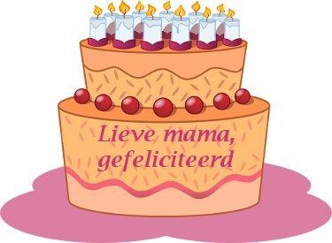 Gefeliciteerd Met Mama