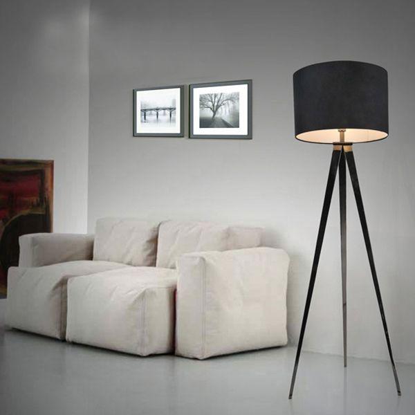 Hanging Crystal Floor Lamps Living Room Bedroom Den Office