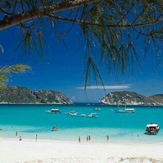 Praia Ilha Do Farol Arraial Do Cabo Brasil Melhores Praias Do