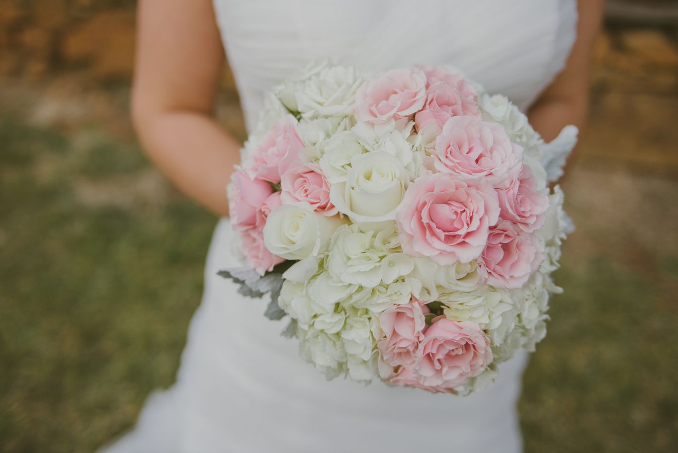 Last minute diy wedding decorations  Wedding Flowers Soft and Rustic at Early Mountain Vineyards in