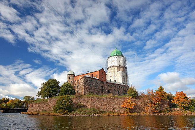 For centuries the area around Vyborg saw the bitter rivalry between Russia and its neighbors.