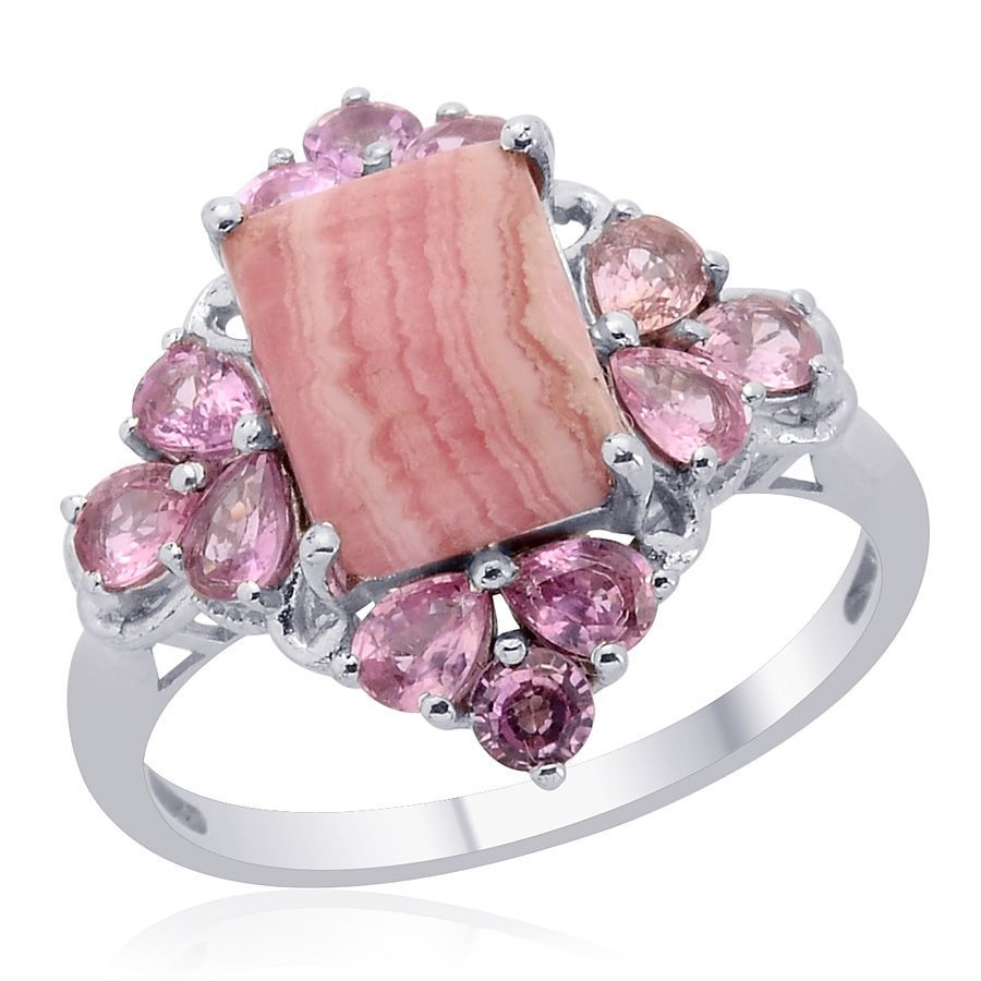 Liquidation Channel | Argentinian Rhodochrosite and Pink Sapphire ...