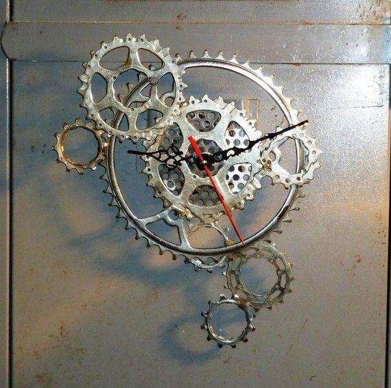 horloge engrenage moyenne ii the octopus pinterest horloge engrenage engrenages et horloge. Black Bedroom Furniture Sets. Home Design Ideas