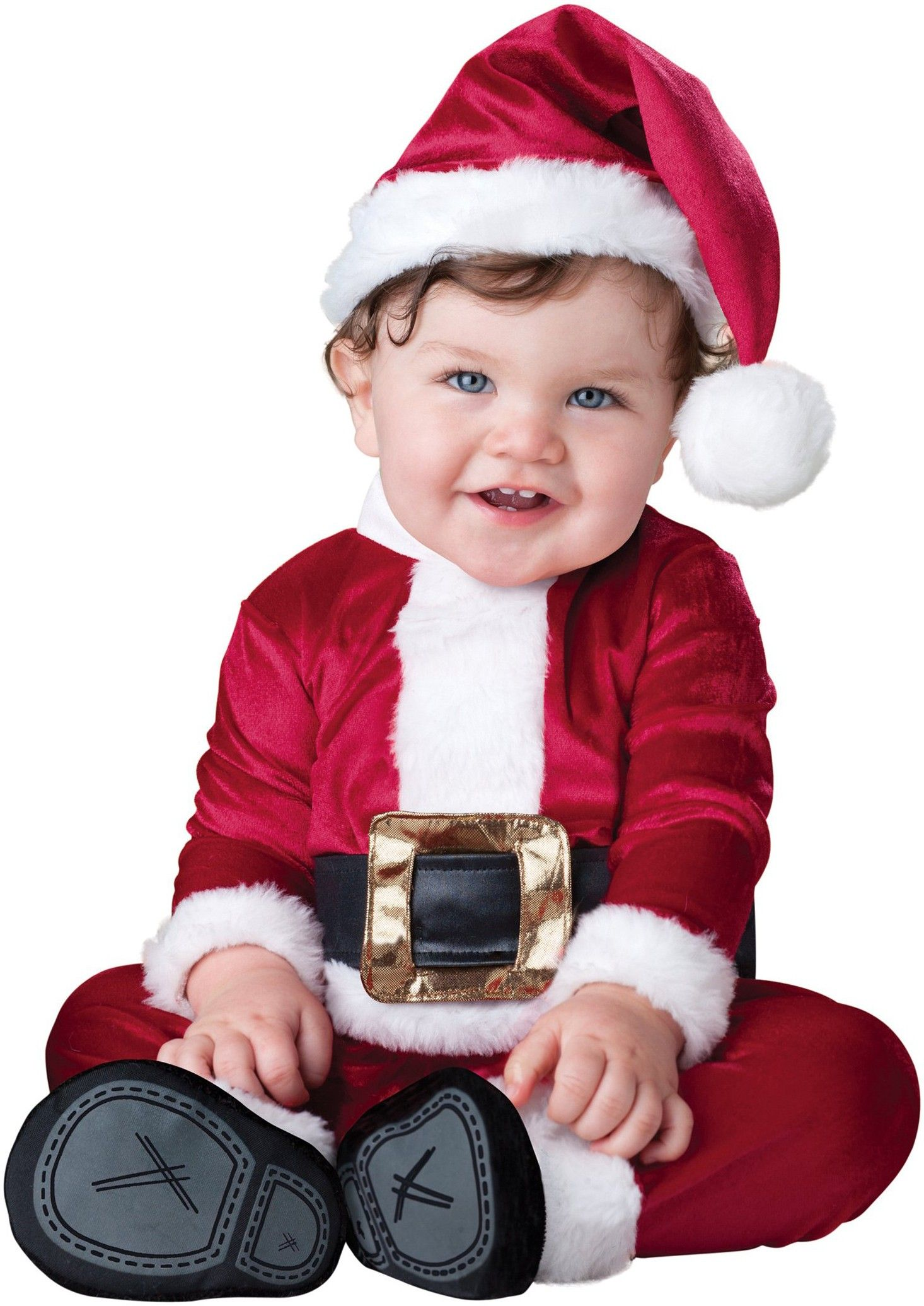c4c95f635 Baby Santa Infant / Toddler Costume - Includes: Jumpsuit and hat. | Costumes .