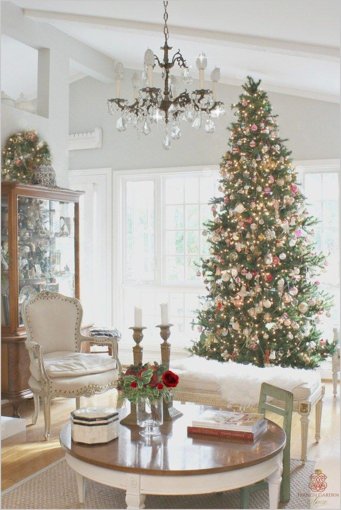 a french country christmas home tour