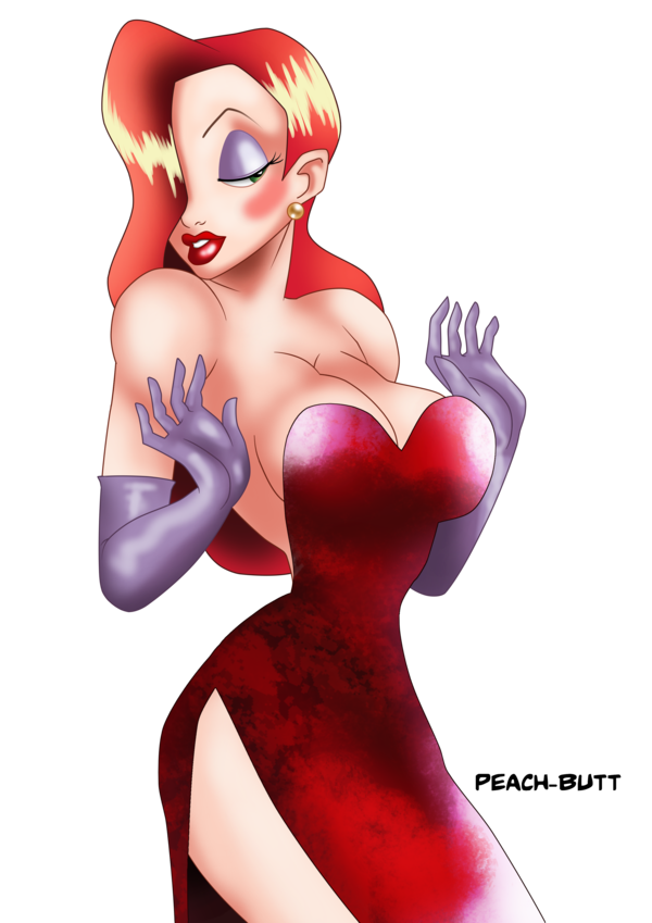 Jessica Rabbit By Jaimito On Deviantart