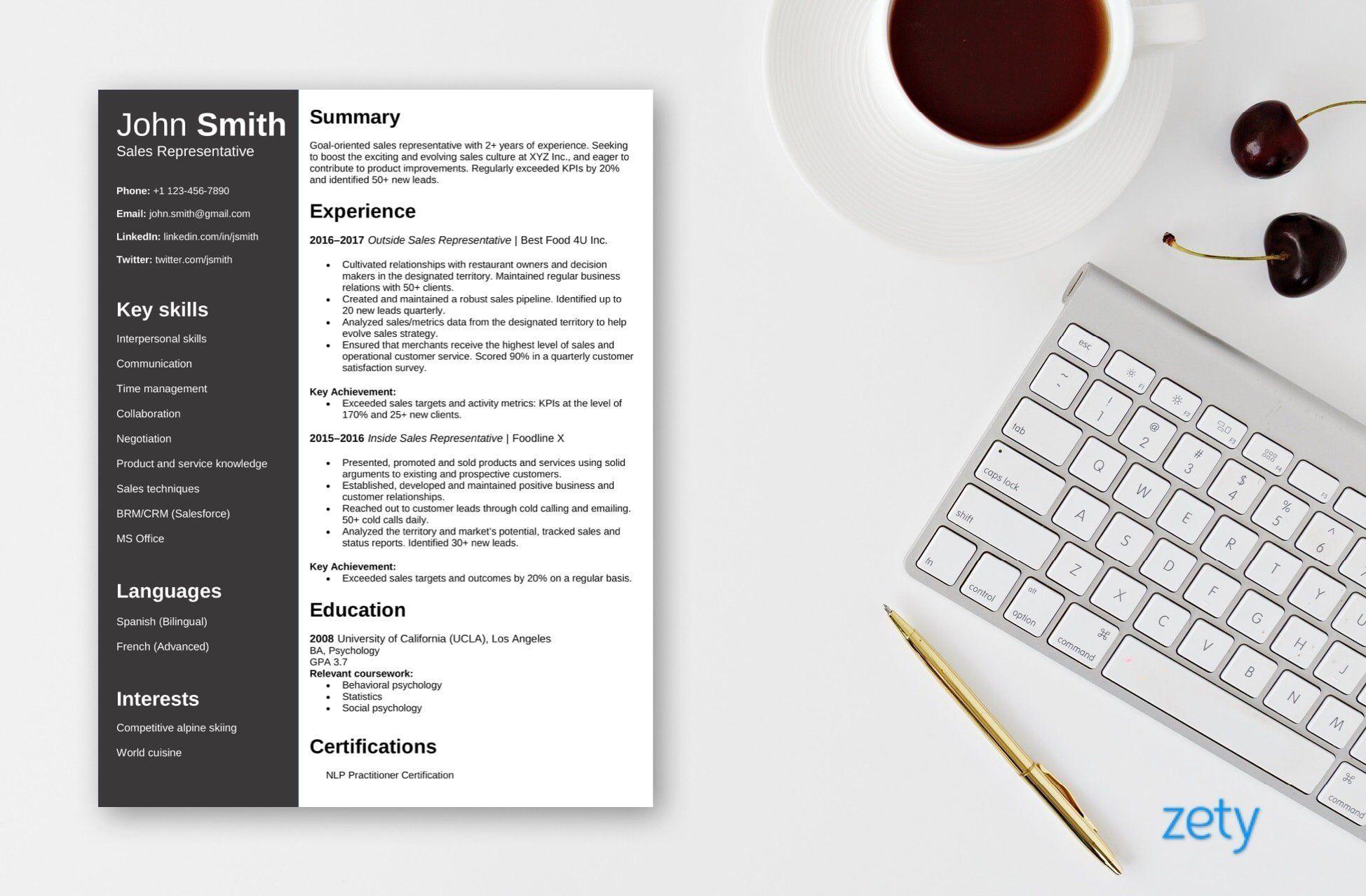 Nuik Noke Resumes Templates Word Free Free Resume Template Word Resume Template Word Best Free Resume Templates [ 1279 x 1948 Pixel ]