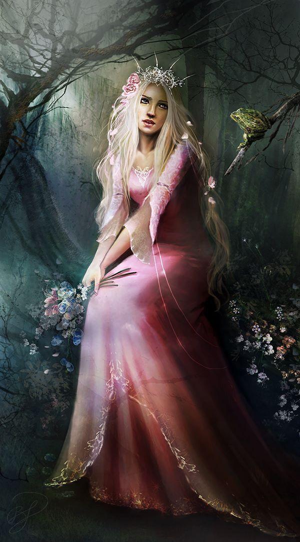 Artist Brooke Gilette