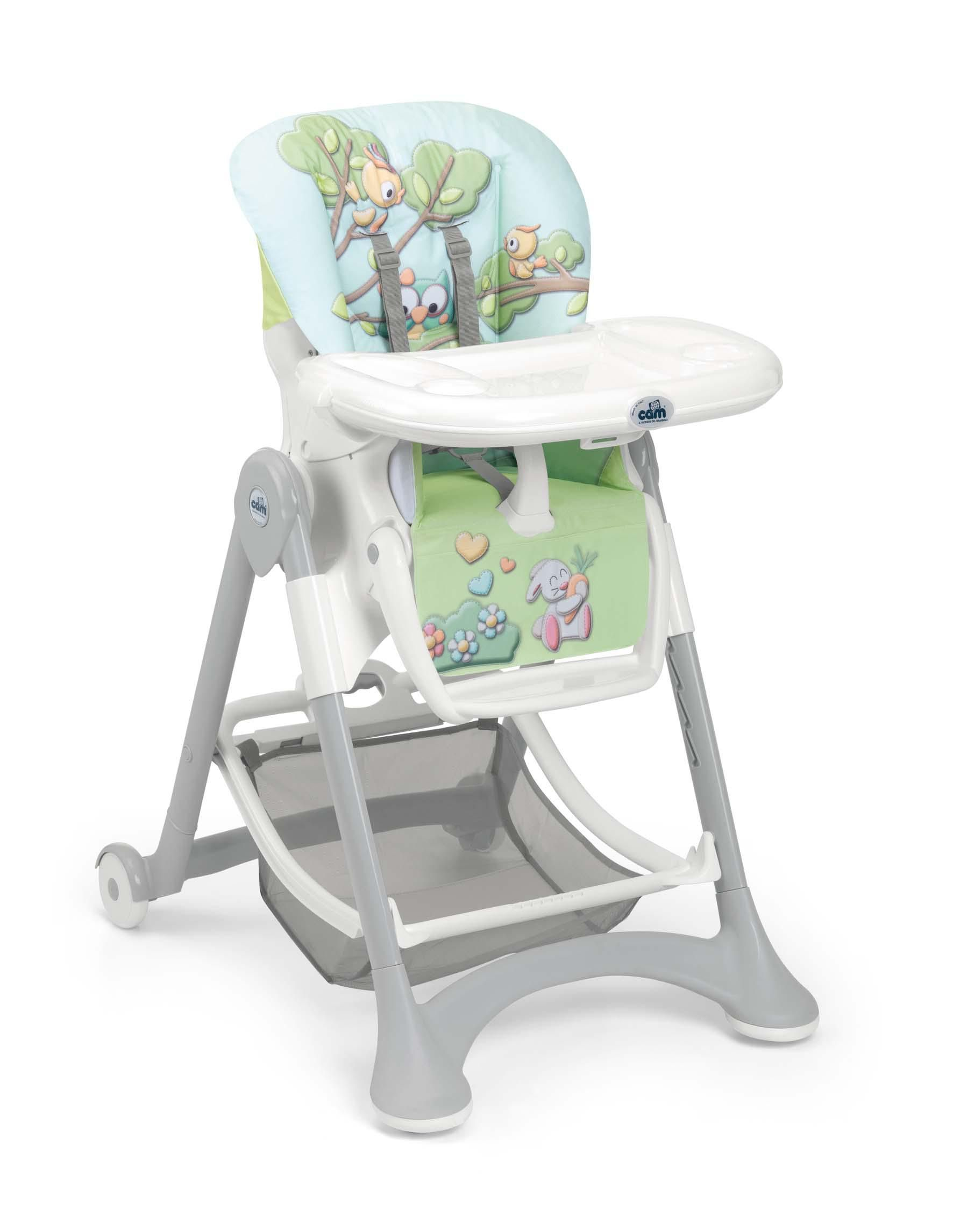 Chicco polly se high chair perseo modern high chairs and booster - Babies