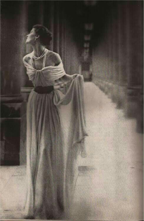 Harper's Bazaar,1949 ~ photo by Lillian Bassman