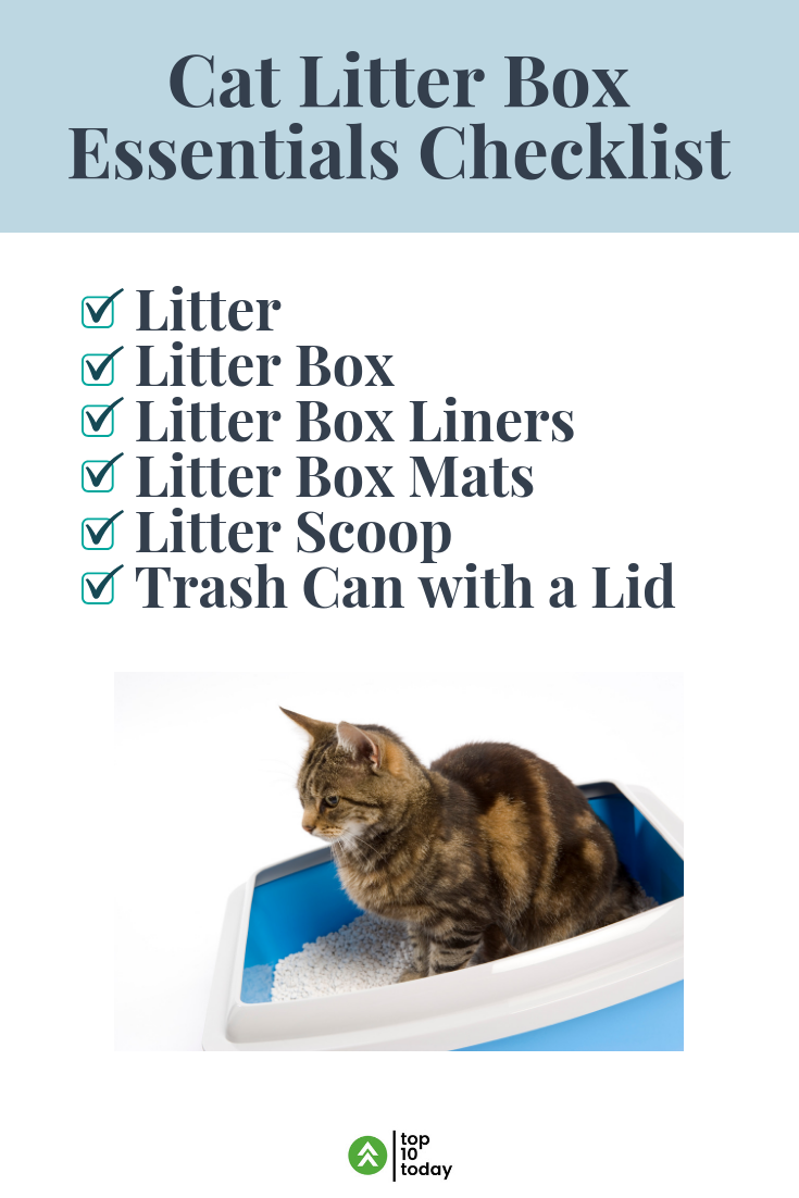 Grab Some Of These Cat Litter Box Essentials To Keep Your Space Tidy And Smelling Fresh Litter Box Cats Best Cat Litter