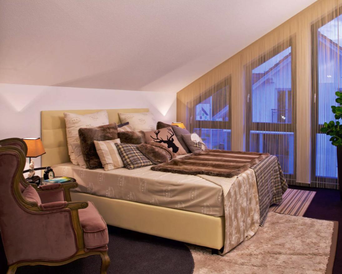 Schlafzimmer Impression aus einem FingerHaus ➤ Auf der ___ ...