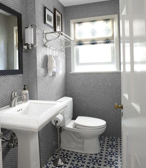 Images Of  Bathrooms That Went from Dated to Charming Bathroom MakeoversBathroom IdeasBathroom