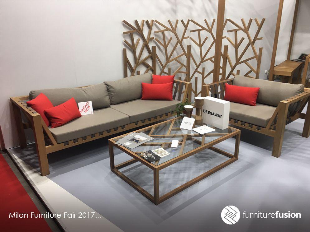 Furniture Fusion At The Salone Del Mobile Milan, Milan Furniture Fair 2017