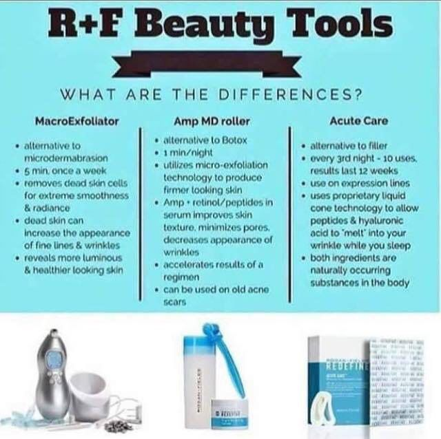 These tools are INCREDIBLE! ❤️❤️   To get more info on these and the other amazing products go to: http://mclayson.myrandf.com