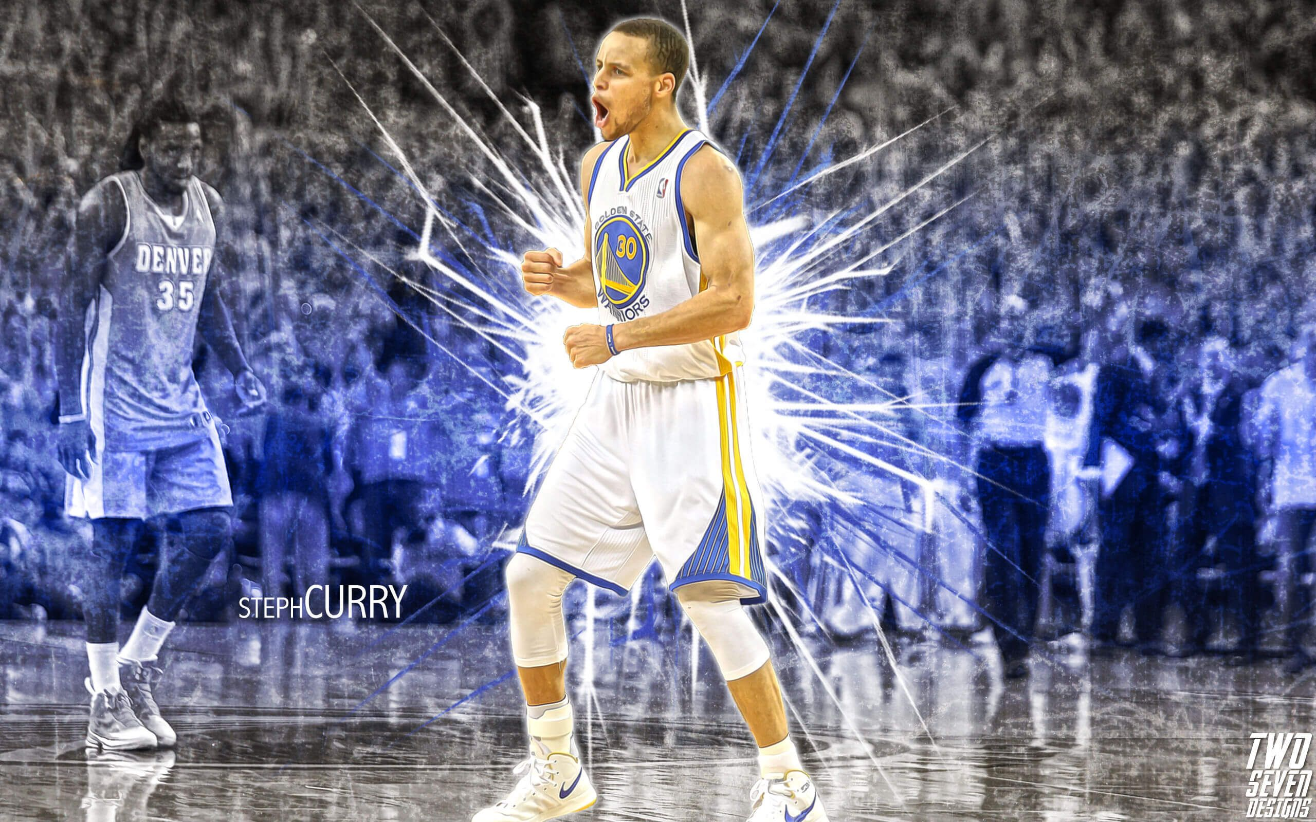 Get Motivation Stephen Curry Player Poster 12 x 18 inch Wardell Stephen Curry