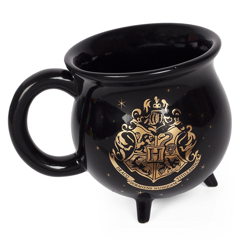 Harry Potter Cauldron Sculpted Mug in