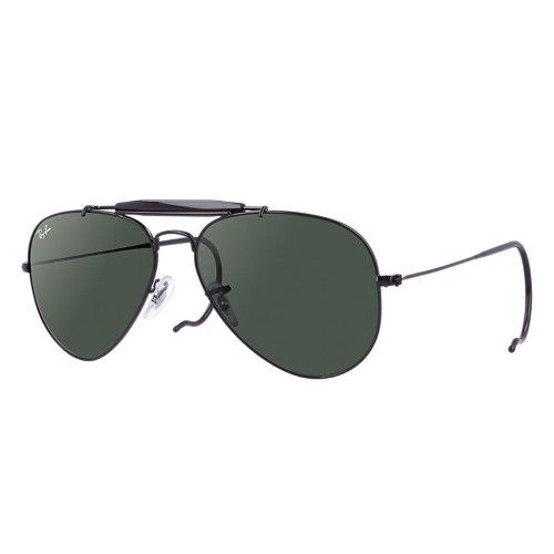 dbda2a419e Ray-Ban RB3030 Outdoorsman Aviator Sunglasses