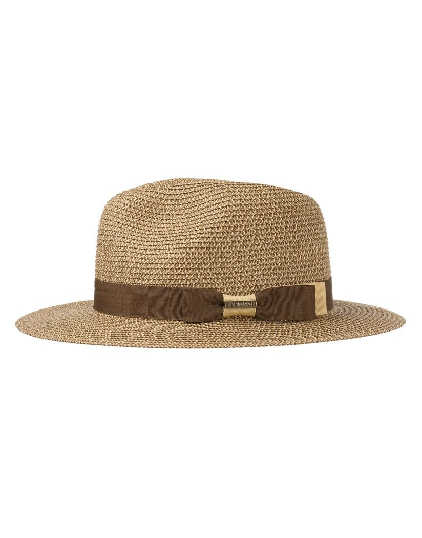 c81620e459d17 Stetson Tokeen Toyo Traveller Hat - Brown Mix - New to Sale - Sale
