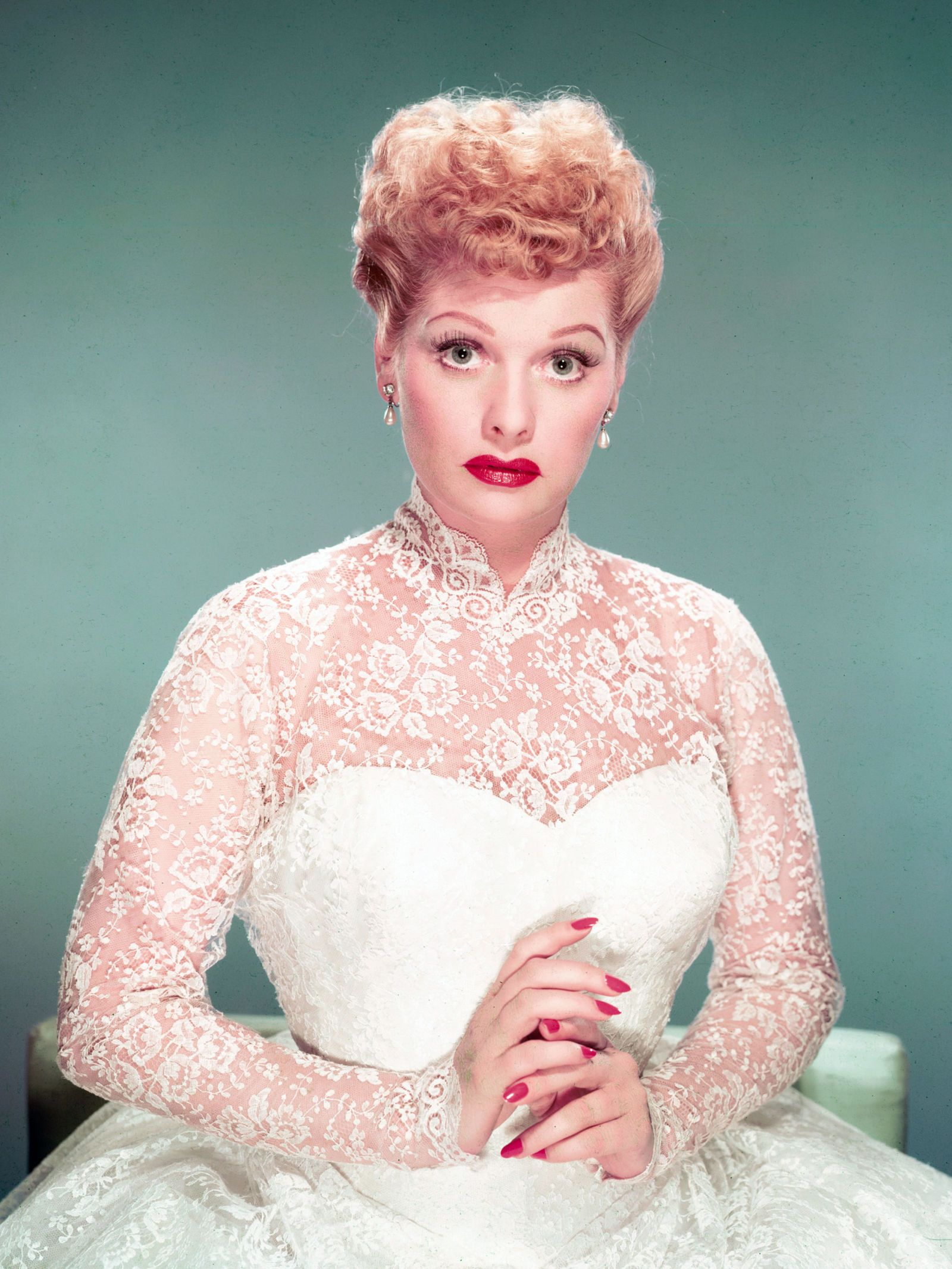 The most iconic red manicures in hollywood history lucy star